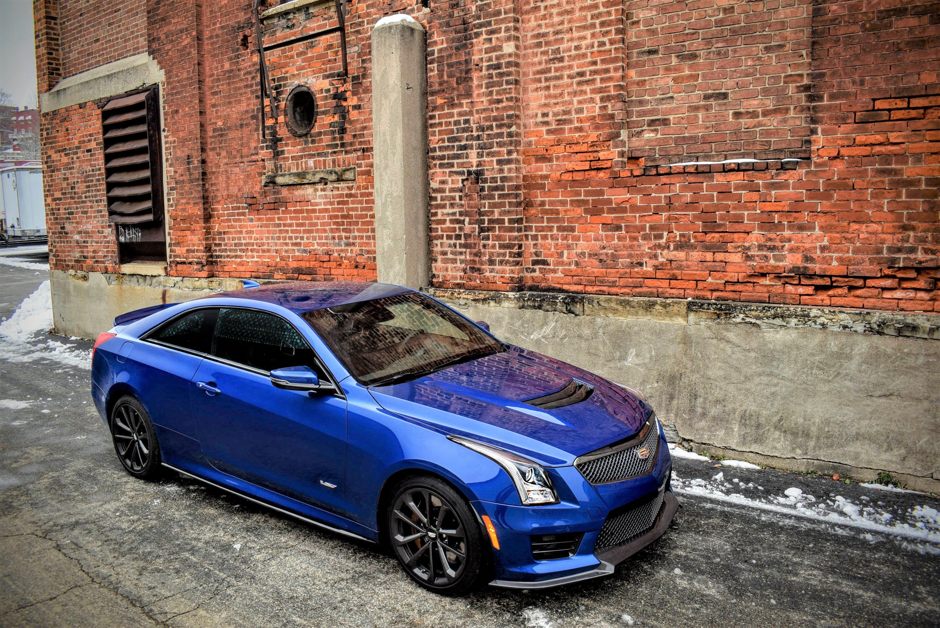 cadillac ats 6 speed manual
