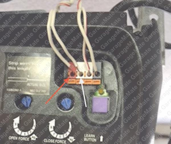 chamberlain liftmaster professional formula 1 manual