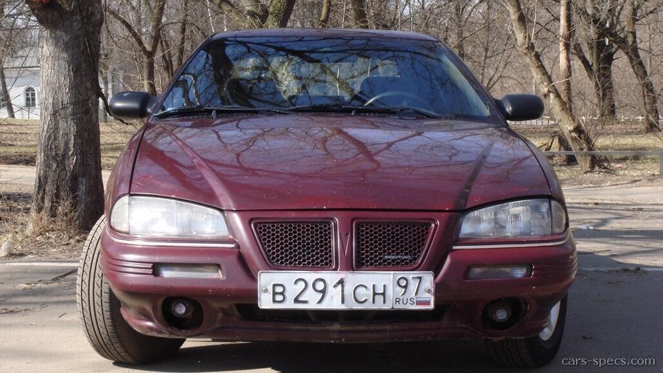 1996 pontiac grand am manual
