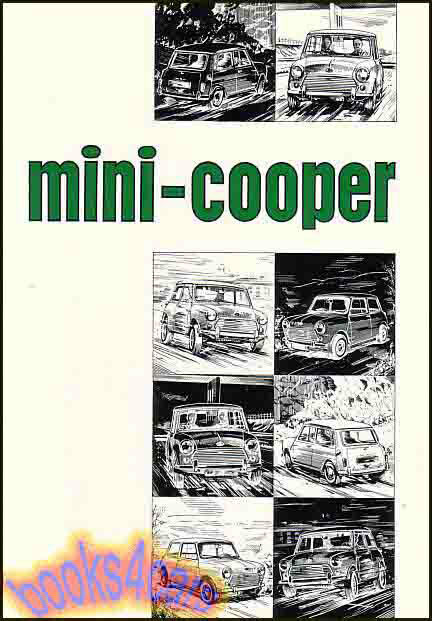 avigo mini cooper instruction manual