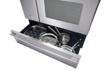 frigidaire professional series range manual