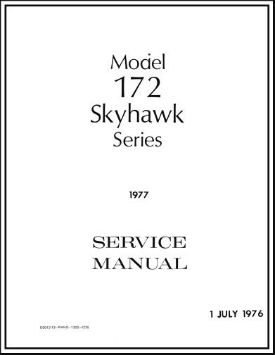 1980 cessna 172 parts manual