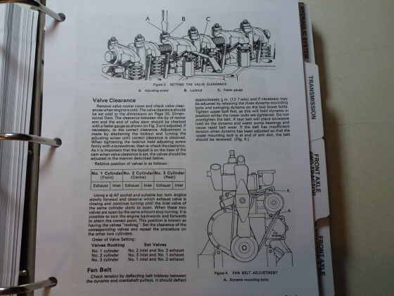 david brown 885 service manual