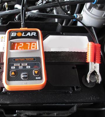 solar battery tester ba5 manual