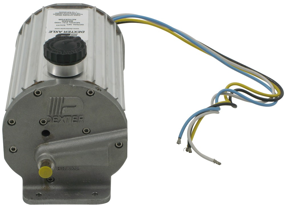 dexter electric over hydraulic brake actuator manual