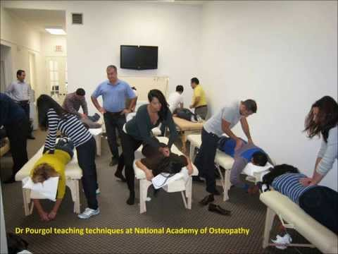 diploma in osteopathic manual practice