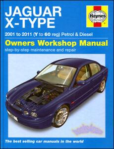 jaguar repair manual s type