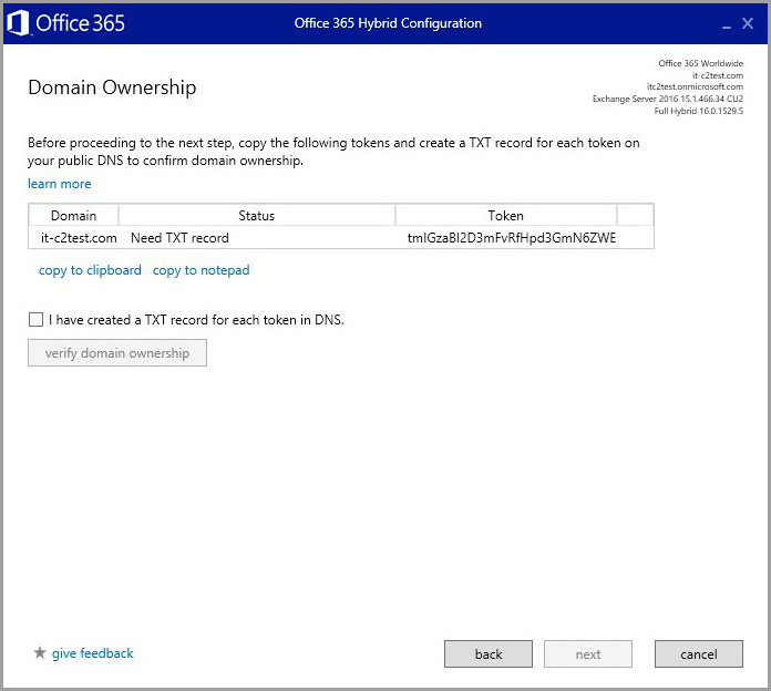 office 365 outlook 2013 manual configuration