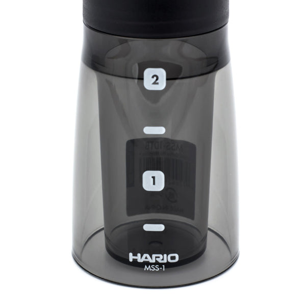 hario manual coffee grinder review