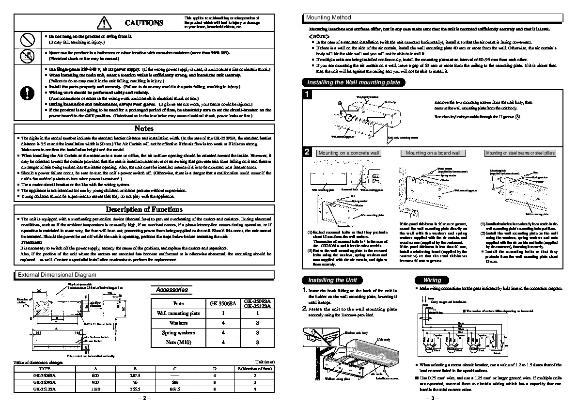 mitsubishi mr slim r410a user manual