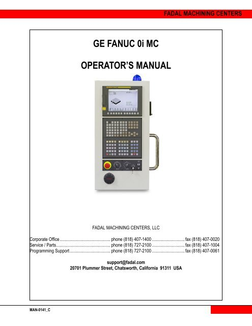 fanuc ot operator manual pdf