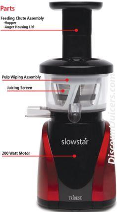 jack lalanne power juicer parts manual