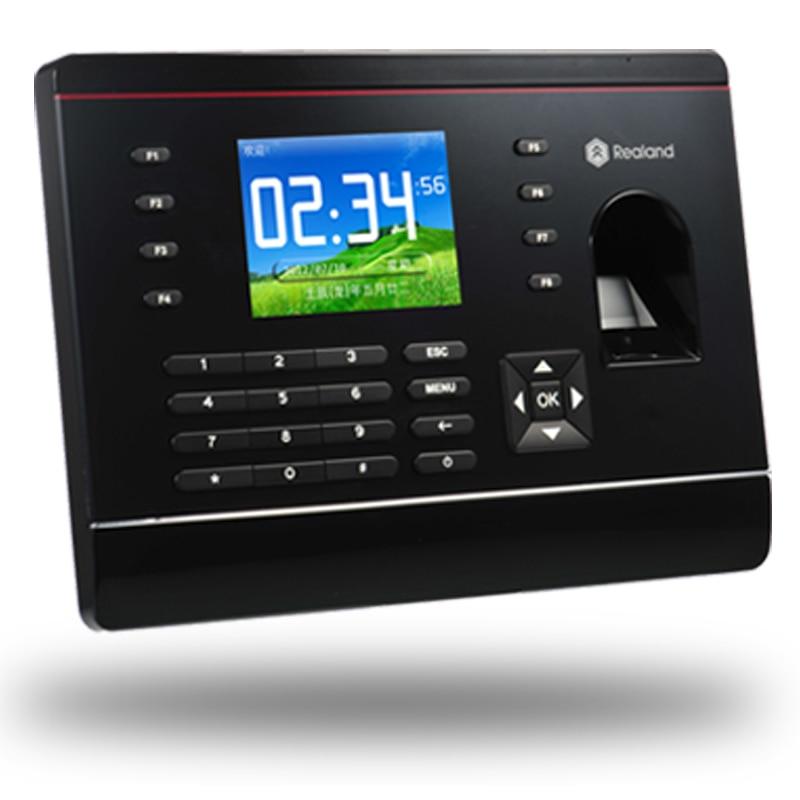 fingerprint time attendance software manual
