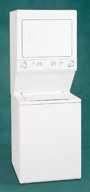 frigidaire stackable washer and dryer manual