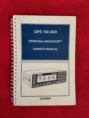garmin gps 400 installation manual