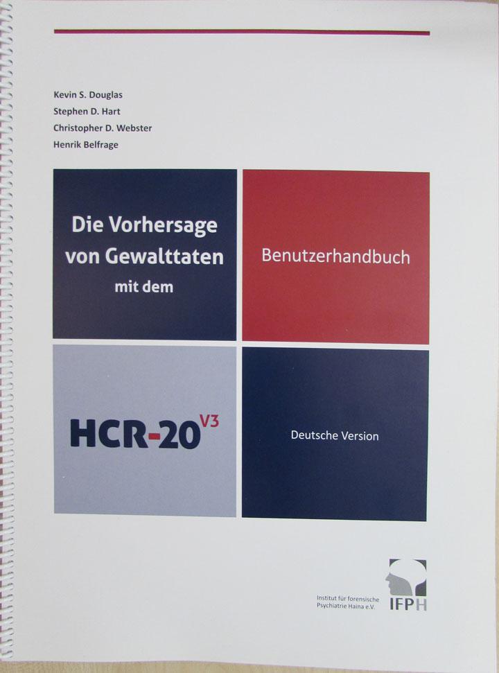 hcr 20 version 3 manual