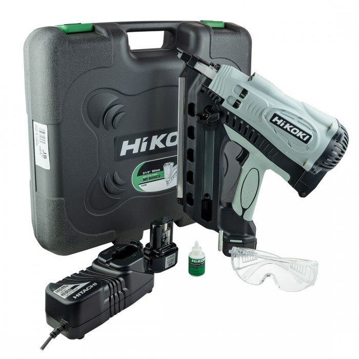 hitachi nail gun repair manual
