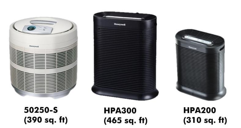 honeywell hpa300 air purifier manual
