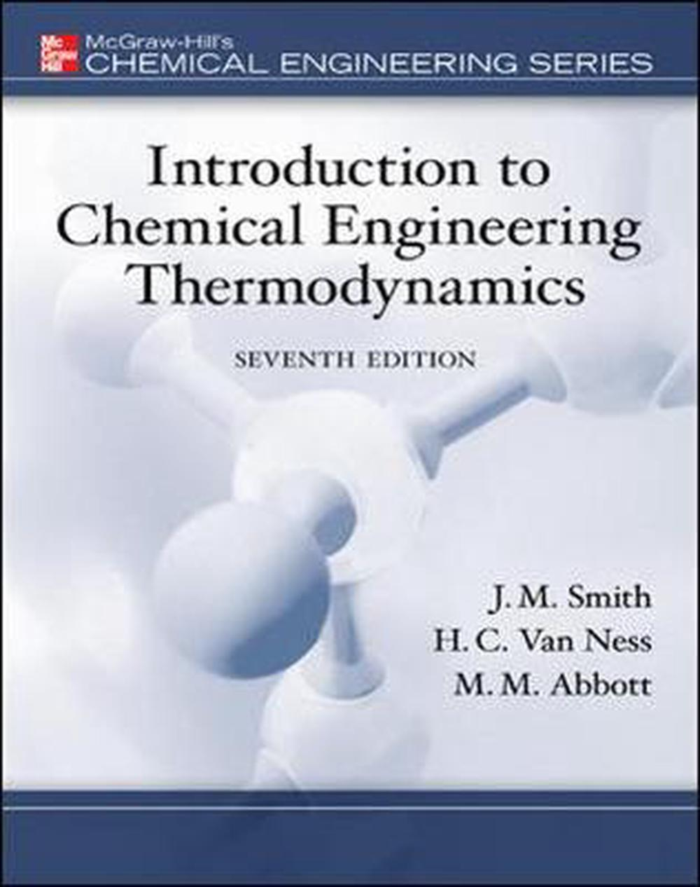 introduction to chemical engineering thermodynamics by jm smith solution manual