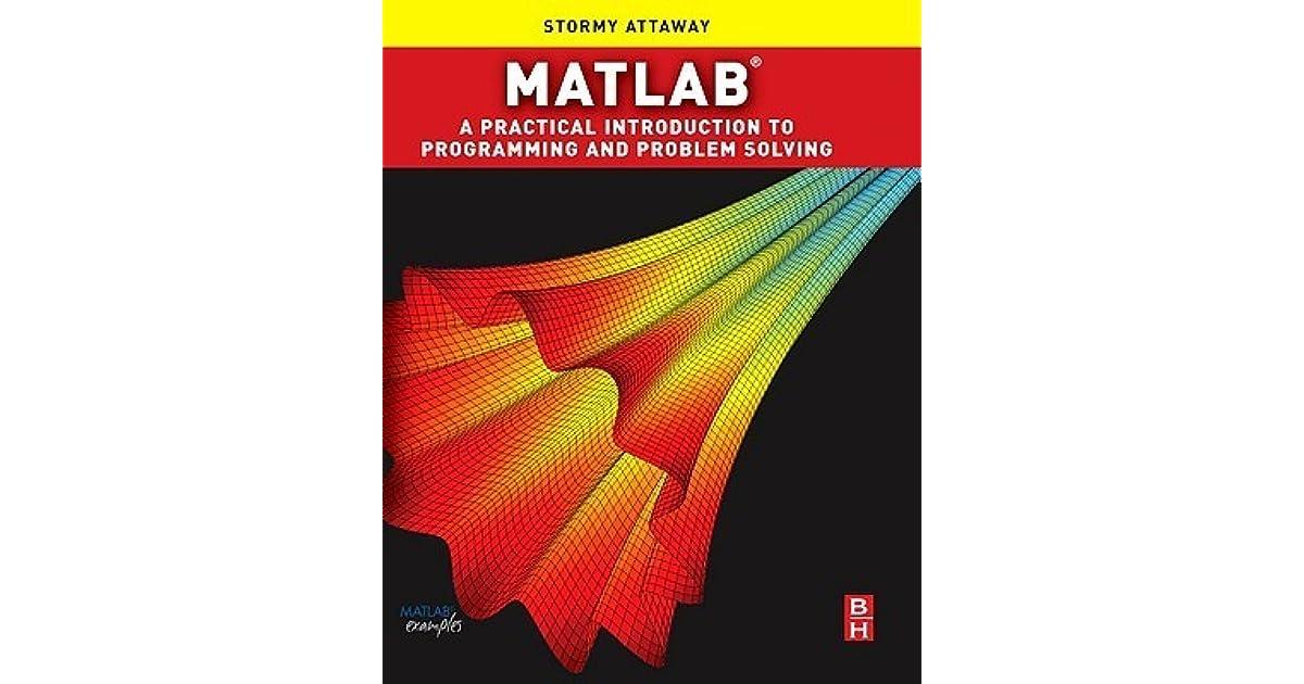 matlab stormy attaway solution manual pdf