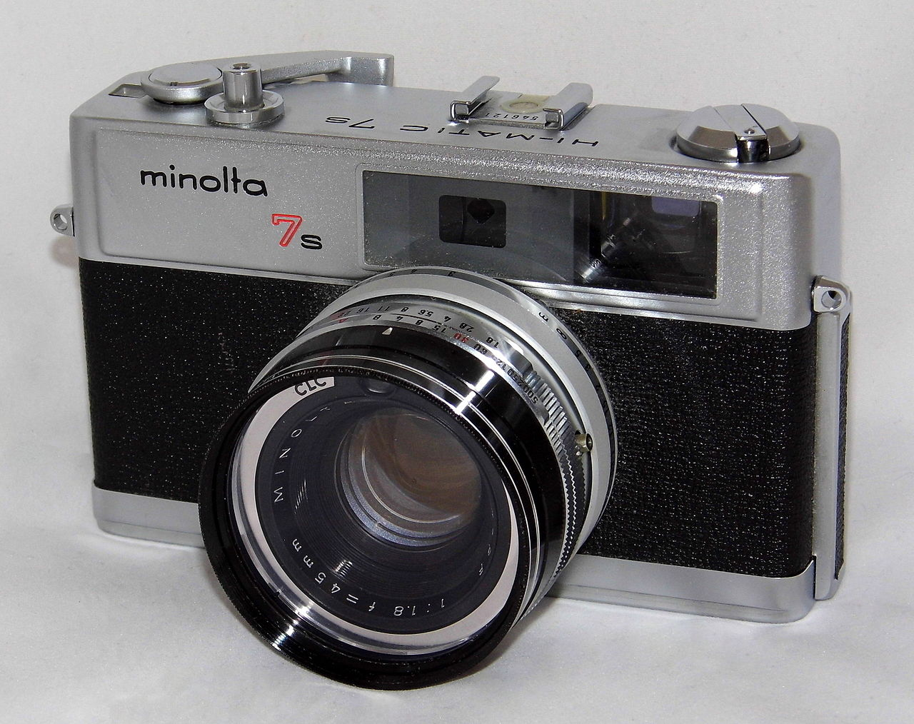 minolta hi matic 7 manual
