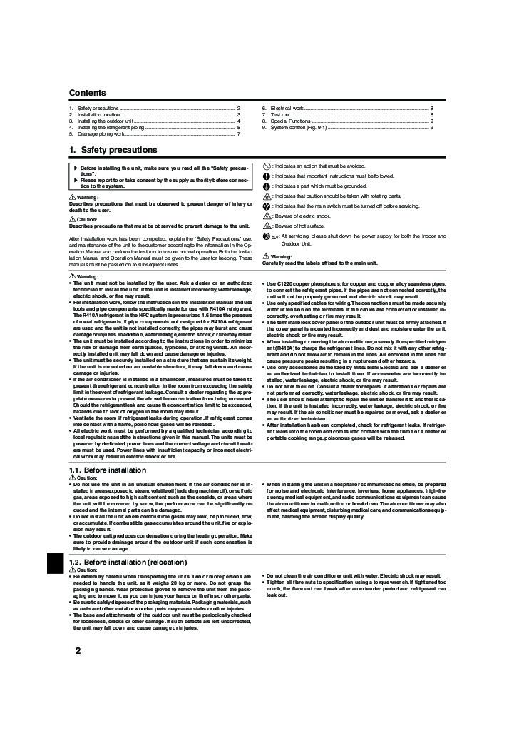 mitsubishi mr slim owners manual