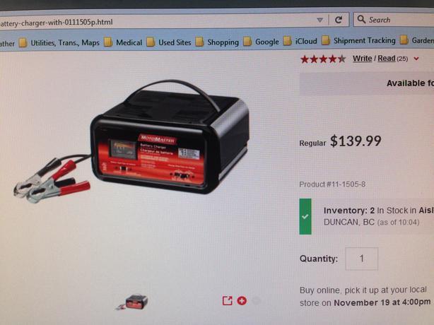 motomaster 100 15 2a battery charger manual