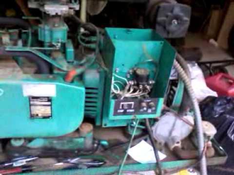 onan 4000 generator parts manual