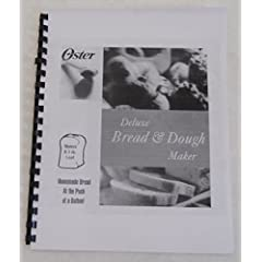 oster bread maker 5838 manual