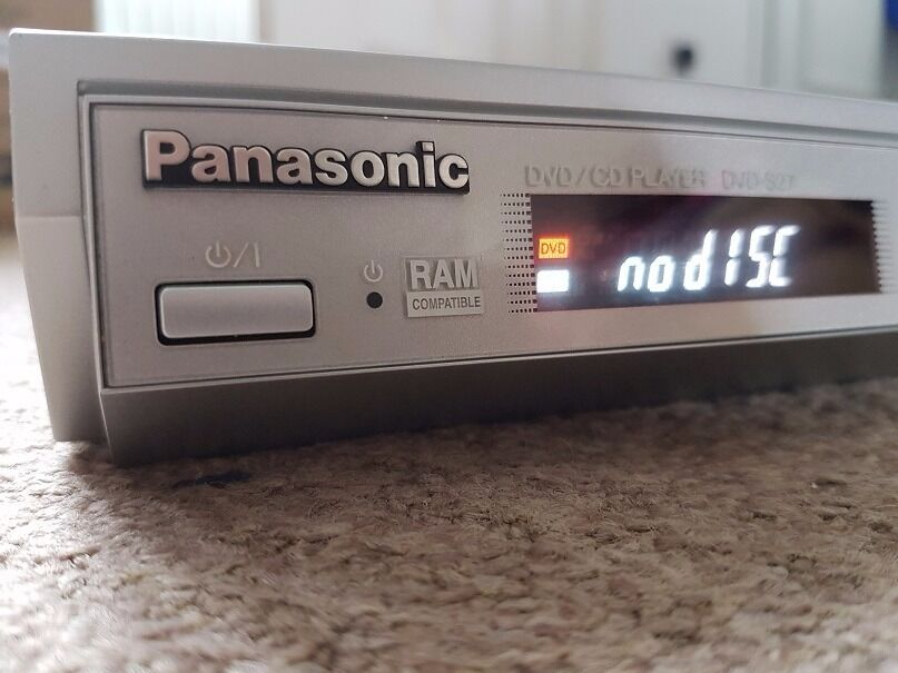 panasonic s27 dvd player manual