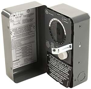 paragon defrost timer 9145 manual