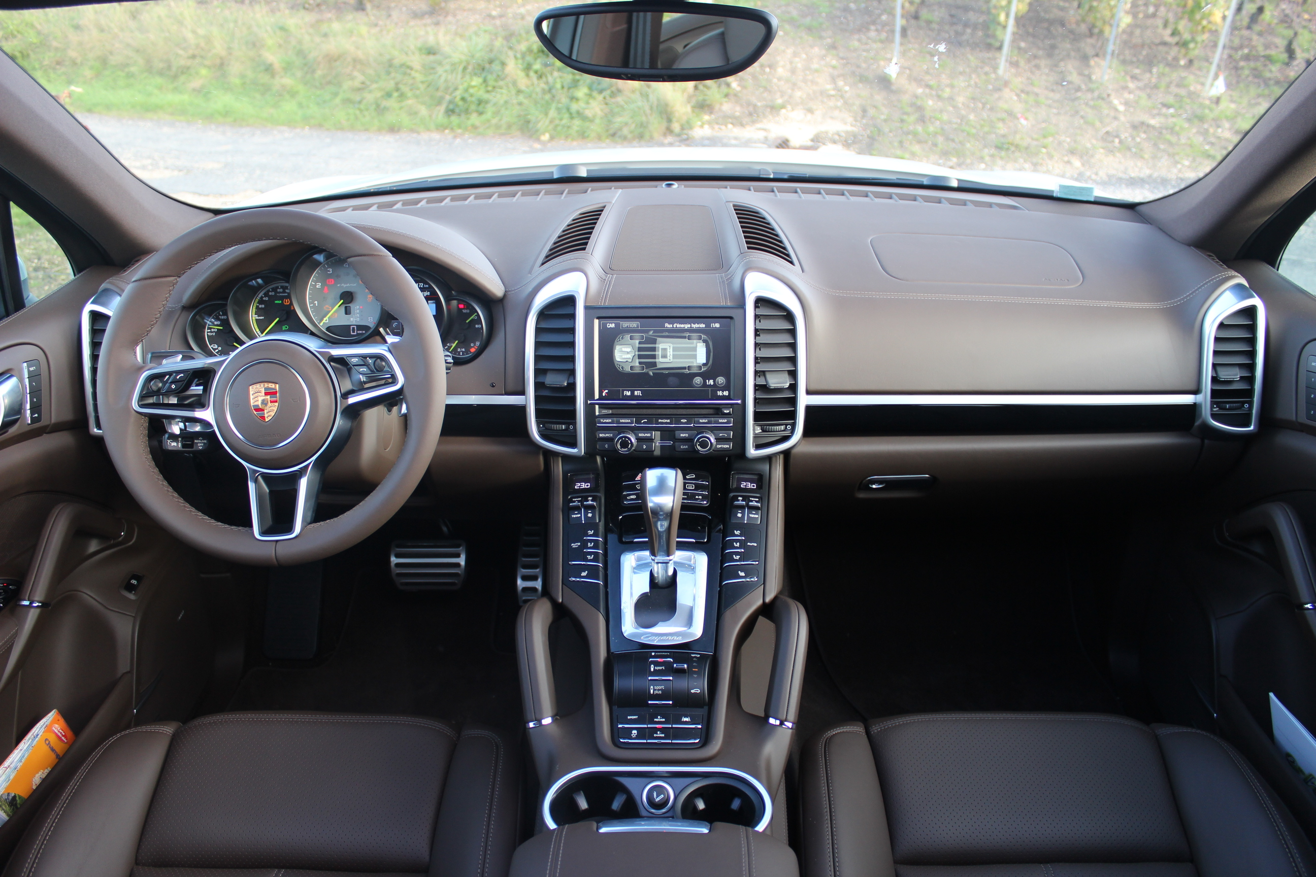 porsche cayenne manual transmission 2015