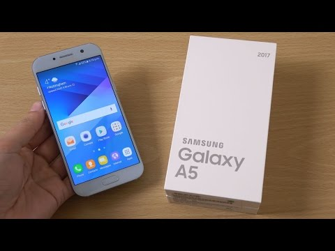 samsung galaxy a5 2017 manual
