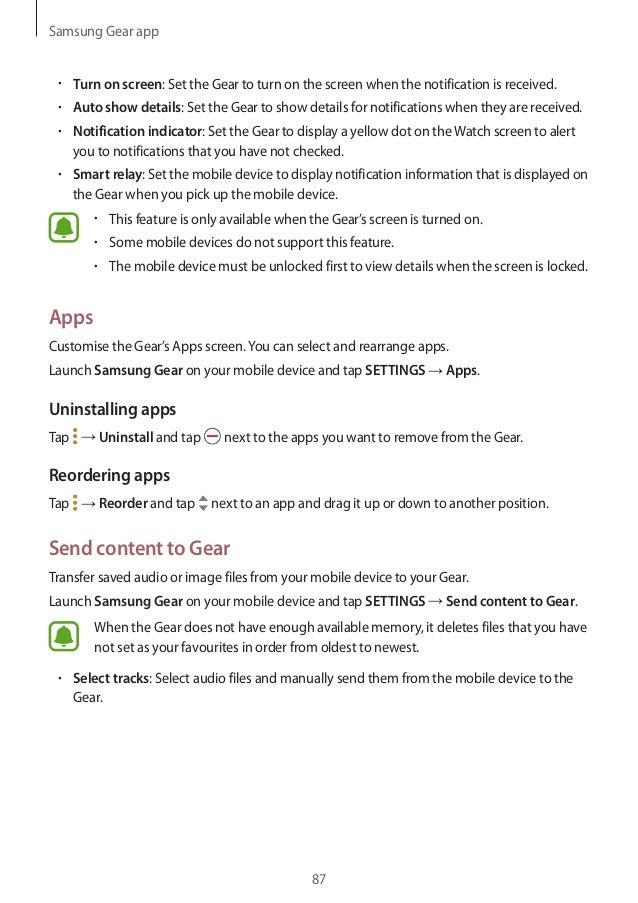 samsung sm b780w user manual