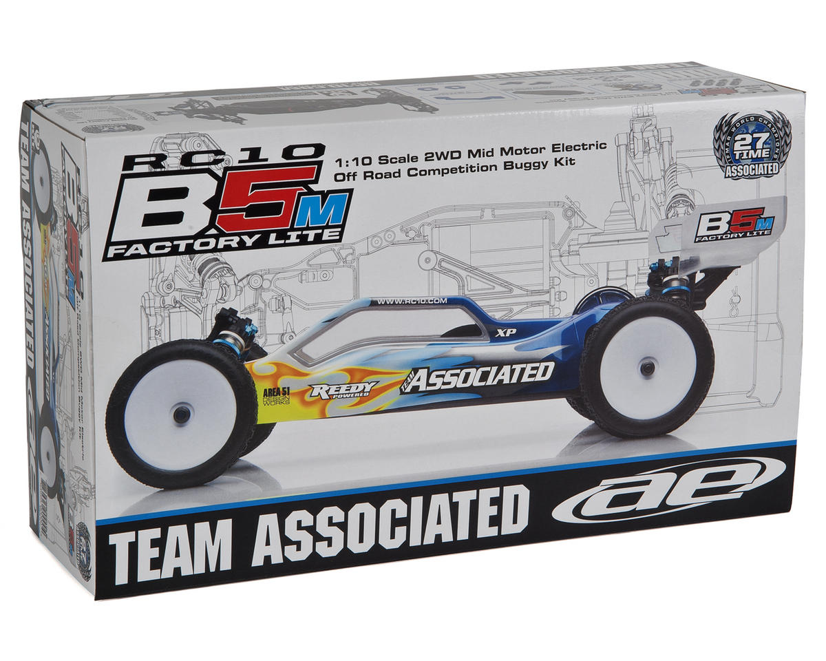 team associated b5m lite manual