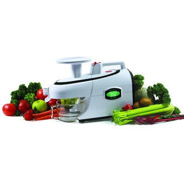 tribest z star manual hand crank juicer