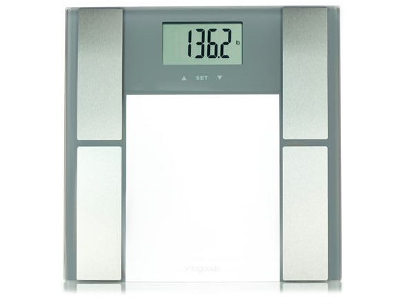 vitagoods digital body analyzer scale manual