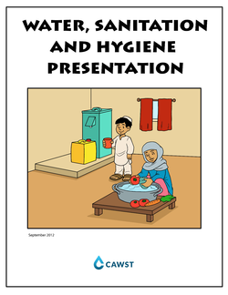 water sanitation and hygiene training manual