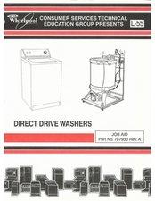 whirlpool duet washer repair manual pdf