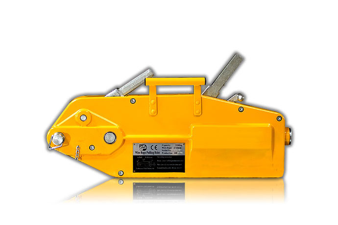 wire rope puller manual hoist