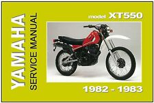 yamaha maxim 550 service manual