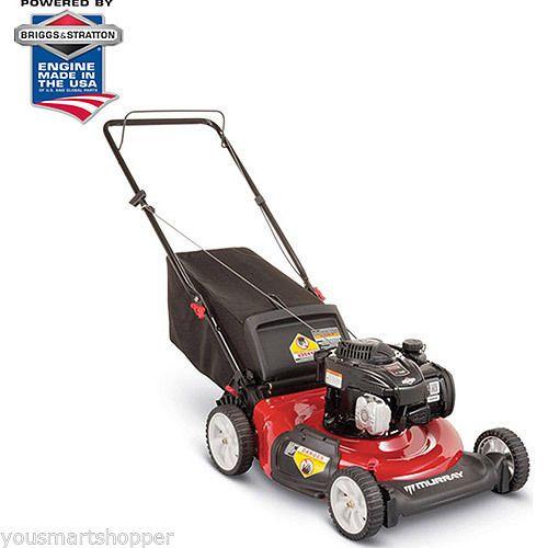 yard machine self propelled lawn mower manual